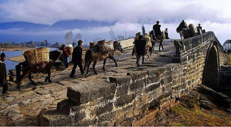 LEP unterstützt die lokalen Behörden weiterhin bei der Entwicklung der historischen Tee- und Pferdestrasse