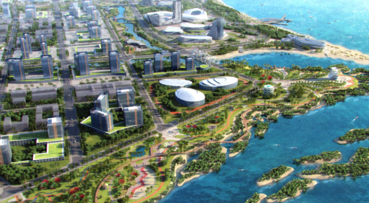 LEP & CDG win 2nd rank in international landscape planning & design competition